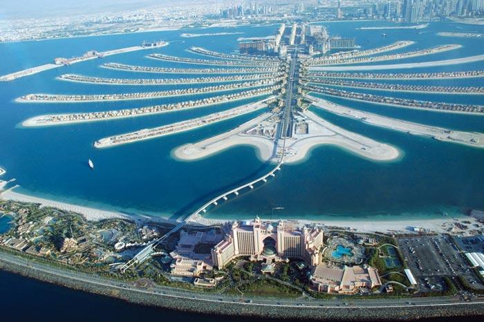 Dubayning Palm Jumeirah orolidagi eng qimmat villa 16 million dollarga sotildi